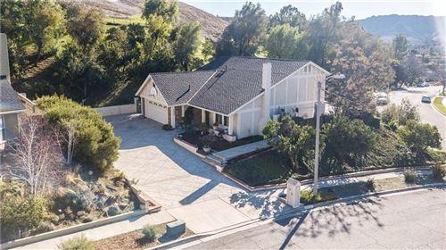 Photo of 6644 BUTTONWOOD Avenue, Oak Park, CA 91377 (MLS # SR20008939)
