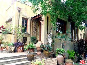 Photo of 2139 FAIRFIELD Avenue, Hollywood, CA 90068 (MLS # 19503940)