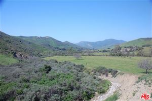 Tiny photo for 1 CANADA LARGA Road, Ventura, CA 93001 (MLS # 17239942)