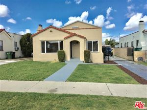Photo of 1919 West 80TH Street, Los Angeles , CA 90047 (MLS # 18323942)