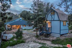 Photo of 1651 OLD TOPANGA CANYON Road, Topanga, CA 90290 (MLS # 18331942)