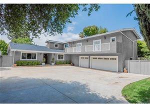 Photo of 4937 HAYVENHURST Avenue, Encino, CA 91436 (MLS # SR19083942)