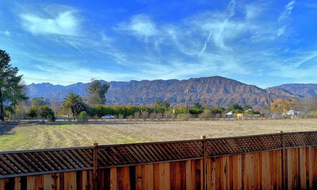 Photo for 435 WALBRIDGE Way, Ojai, CA 93023 (MLS # 217012942)