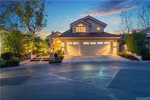 Photo of 1787 SOUTHERN HILLS Place, Westlake Village, CA 91362 (MLS # SR20007943)