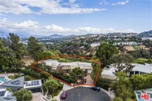 Photo of 16110 MEADOWVIEW Drive, Encino, CA 91436 (MLS # 18395944)