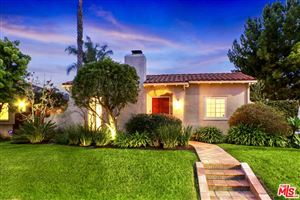 Photo of 751 North POINSETTIA Place, Los Angeles , CA 90046 (MLS # 19436944)