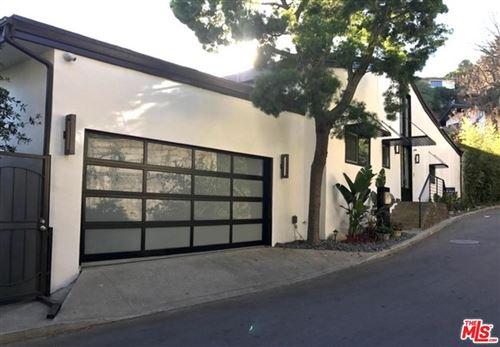 Photo of 9314 SIERRA MAR Drive, Los Angeles , CA 90069 (MLS # 20565944)