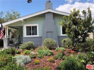 Photo of 313 North NORTON Avenue, Los Angeles , CA 90004 (MLS # 18337946)