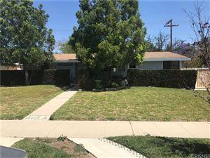 Photo of 16301 GLEDHILL Street, North Hills, CA 91343 (MLS # SR18111947)