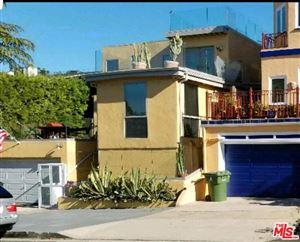 Photo of 574 MOUNT HOLYOKE Avenue, Pacific Palisades, CA 90272 (MLS # 18415948)