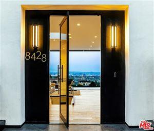 Photo of 8428 CARLTON Way, Los Angeles , CA 90069 (MLS # 19478948)