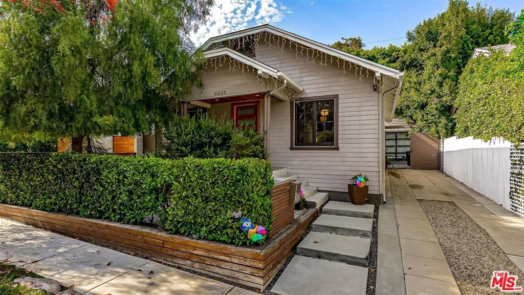 Photo for 9025 DICKS Street, West Hollywood, CA 90069 (MLS # 19495948)
