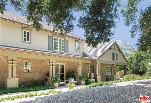 Photo of 29680 MULHOLLAND Highway, Agoura Hills, CA 91301 (MLS # 19494950)