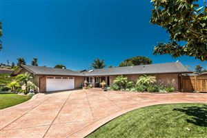Photo of 1627 RIENTE Street, Camarillo, CA 93010 (MLS # 218007950)