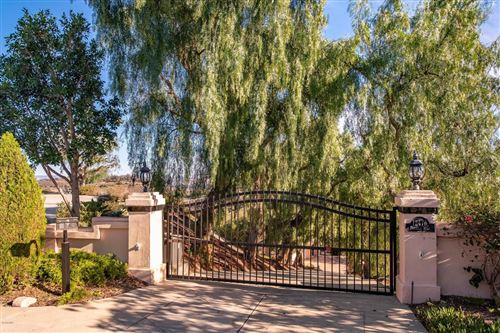 Photo of 12476 PRESILLA Road, Camarillo, CA 93012 (MLS # 219013950)