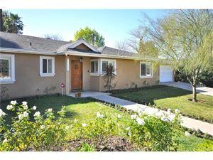 Photo of 22224 PHILIPRIMM Street, Woodland Hills, CA 91367 (MLS # SR18037950)