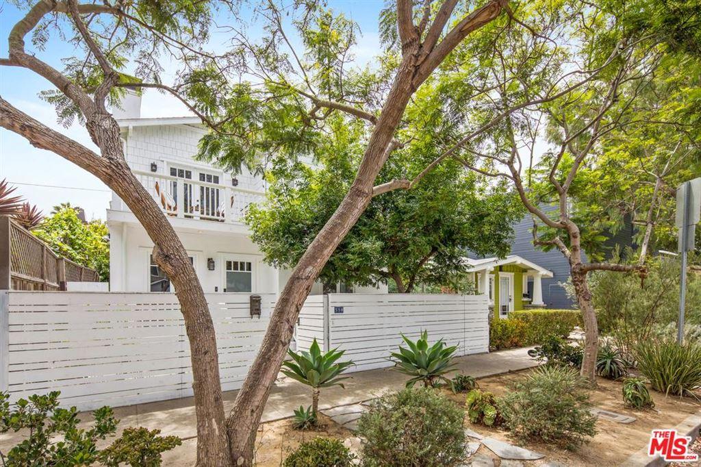 Photo for 558 RIALTO Avenue, Venice, CA 90291 (MLS # 19496950)