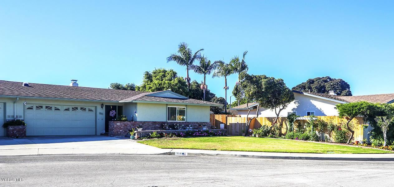 316 East GARDEN Green, Port Hueneme, CA 93041 - #: 219012950