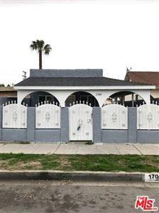 Photo of 1704 North WILLOWBROOK Avenue, Compton, CA 90222 (MLS # 18320952)