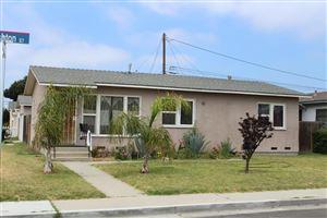 Photo of 215 ASHTON Street, Oxnard, CA 93033 (MLS # 218007953)