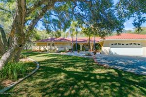Photo of 1175 CAMILLE Drive, Ojai, CA 93023 (MLS # 218011953)