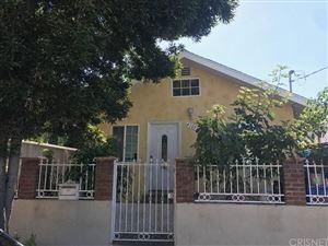 Photo of 4107 ZAMORA Street, Los Angeles , CA 90011 (MLS # SR17183953)