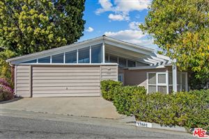 Photo of 17601 TRAMONTO Drive, Pacific Palisades, CA 90272 (MLS # 18317954)