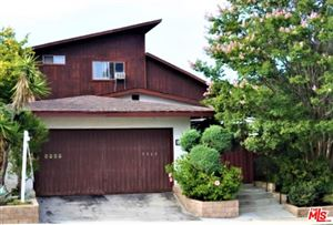 Photo of 5909 BLAIRSTONE Drive, Culver City, CA 90232 (MLS # 18384954)