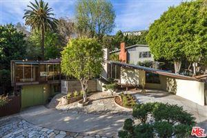 Photo of 3329 LEDGEWOOD Drive, Hollywood, CA 90068 (MLS # 19435954)