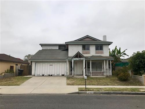Photo of 4305 SAN JUAN Avenue, Oxnard, CA 93033 (MLS # 219008954)
