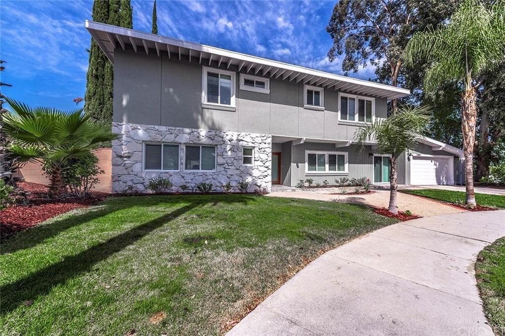 Photo for 23801 BERDON Street, Woodland Hills, CA 91367 (MLS # SR20062955)