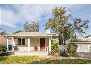 Photo of 4825 ARCOLA Avenue, Toluca Lake, CA 91601 (MLS # SR18084956)