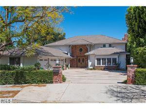 Photo of 17145 ADDISON Street, Encino, CA 91316 (MLS # SR18086957)