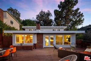 Photo of 3335 BENNETT Drive, Los Angeles , CA 90068 (MLS # 19501958)