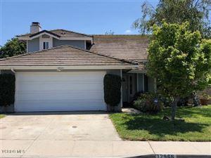 Photo of 12966 SILVER CREEK Street, Moorpark, CA 93021 (MLS # 218005959)