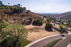 Photo of BRIDGEVIEW Road, Ventura, CA 93003 (MLS # 218010959)