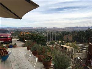 Tiny photo for 10275 PRESILLA Road, Camarillo, CA 93012 (MLS # 218003960)