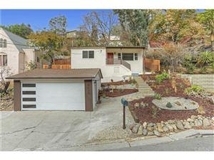 Photo of 4633 CLELAND Avenue, Mount Washington, CA 90065 (MLS # SR18023960)
