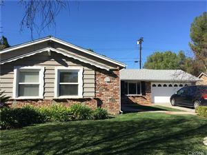 Photo of 7537 QUIMBY Avenue, West Hills, CA 91307 (MLS # SR18035960)