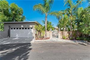 Photo of 4942 ESCOBEDO Drive, Woodland Hills, CA 91364 (MLS # SR19239960)