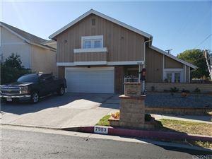 Photo of 7953 CASABA Avenue, Winnetka, CA 91306 (MLS # SR19252961)