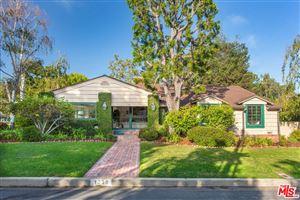 Photo of 1238 VILLA WOODS Drive, Pacific Palisades, CA 90272 (MLS # 18417962)