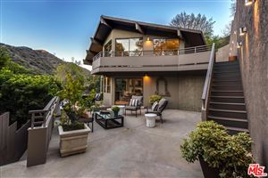 Photo of 3386 MANDEVILLE CANYON Road, Los Angeles , CA 90049 (MLS # 19519962)