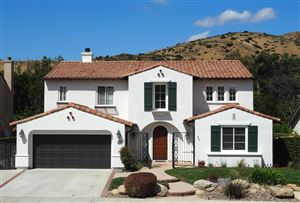 Photo of 5839 EVENING SKY Drive, Simi Valley, CA 93063 (MLS # 218007962)