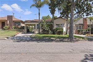 Photo of 1156 North HOWARD Street, Glendale, CA 91207 (MLS # 318003963)