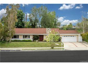 Photo of 23938 CALIFA Street, Woodland Hills, CA 91367 (MLS # SR18113963)