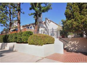 Photo of 17711 MARGATE Street #309, Encino, CA 91316 (MLS # SR18249963)