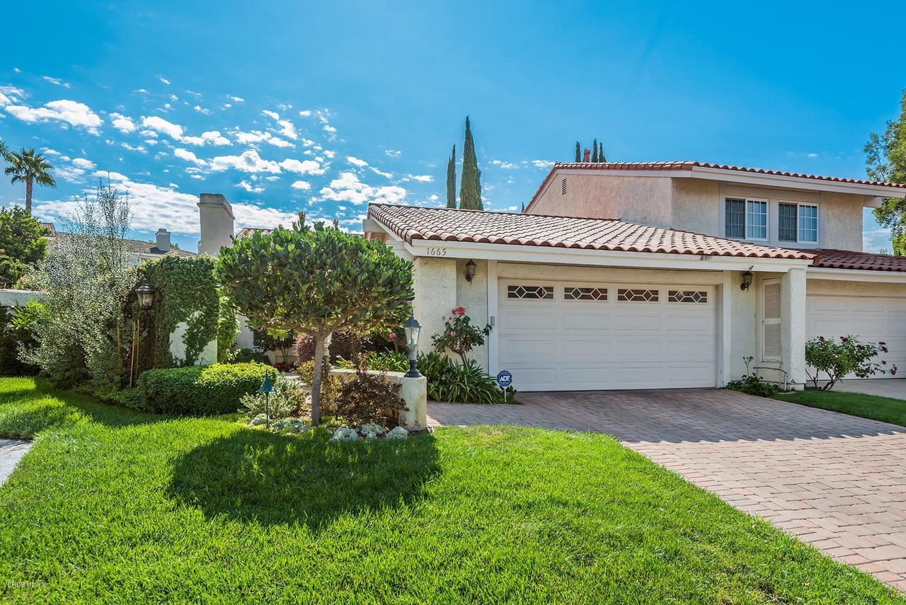 1665 PLUM HOLLOW Circle, Westlake Village, CA 91362 - #: 219013963
