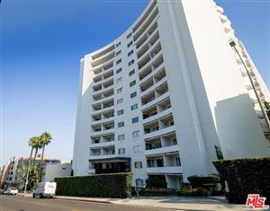 Photo of 7250 FRANKLIN Avenue #501, Los Angeles , CA 90046 (MLS # 18376964)