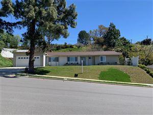 Photo of 3246 CAMINO CALANDRIA, Thousand Oaks, CA 91360 (MLS # 219001964)